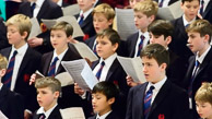 School's Choirs at Canterbury Cathedral